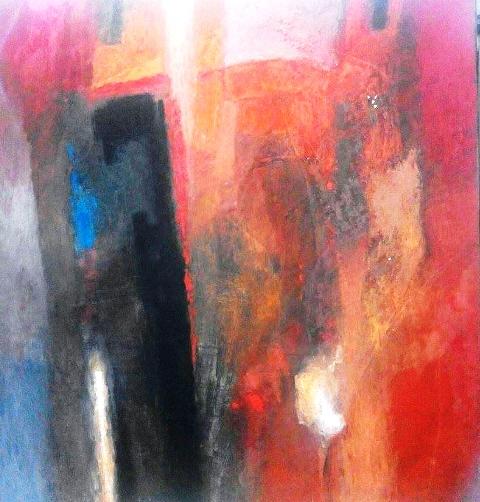 من لوحات المعرض2