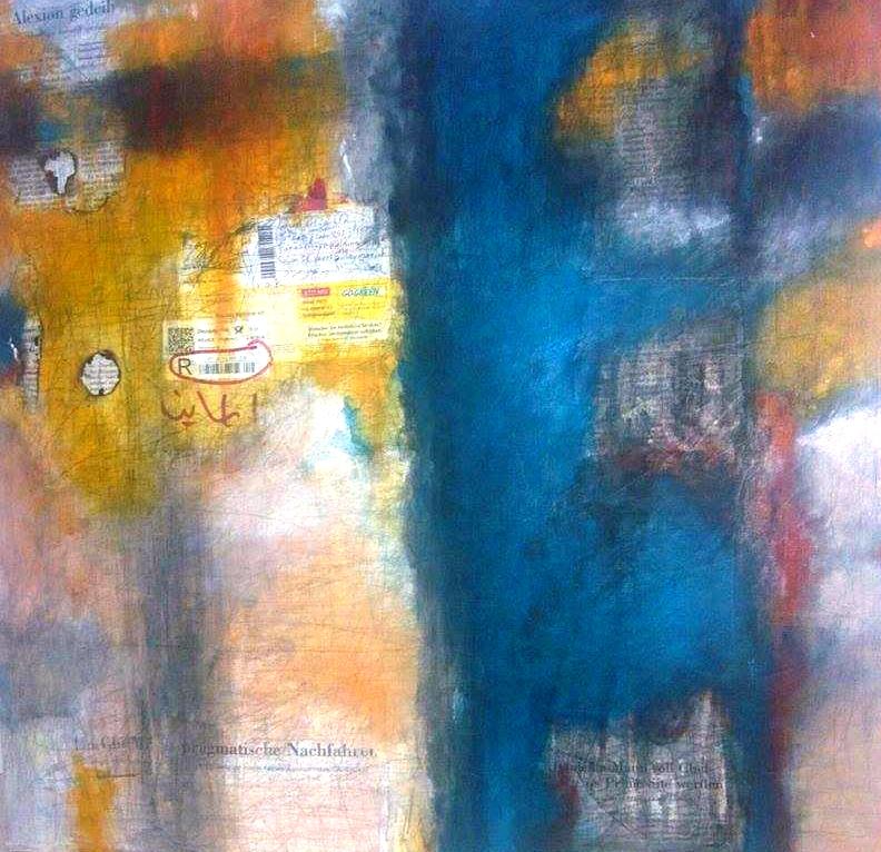 من لوحات المعرض4