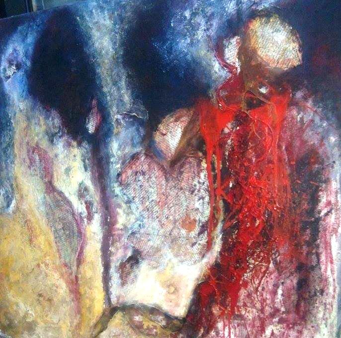 من لوحات المعرض6
