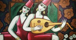 المغنى-حياة-الروح-نفحات-من-الجمال-بين-الفن-التشكيلي-وأغاني-الزمن-الجميل-2
