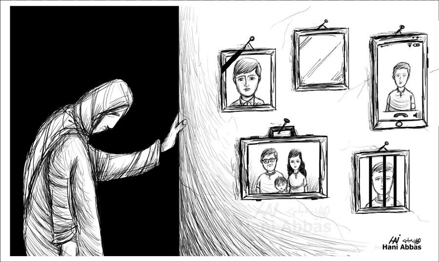 كاريكاتير هاني عباس - موقع قلم رصاص