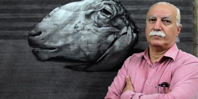 Syrian-artist-Youssef-Abdelke