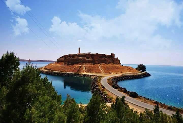 قلعة جعبر الرقة