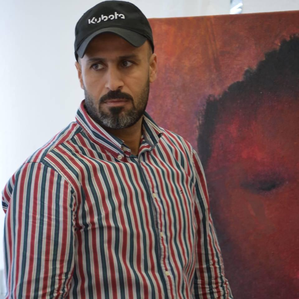 الفنان مروان الأسعد